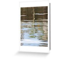 Harbor Impressions Greeting Card