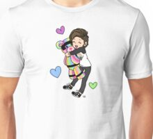 Louis and His Bear Unisex T-Shirt