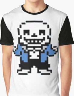 Undertale - Sans Graphic T-Shirt