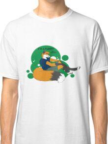 I'm a Furry! That a Problem? Classic T-Shirt