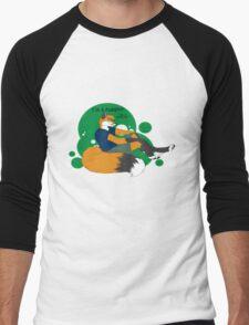 I'm a Furry! That a Problem? Men's Baseball ¾ T-Shirt