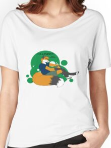 I'm a Furry! That a Problem? Women's Relaxed Fit T-Shirt