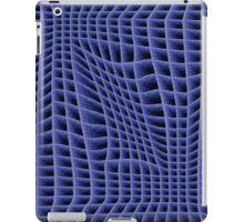 Twisted matrix. iPad Case/Skin