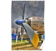 The Propeller (HDR) Poster