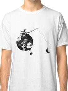 Monsieur Jacques moon's fisherman Classic T-Shirt
