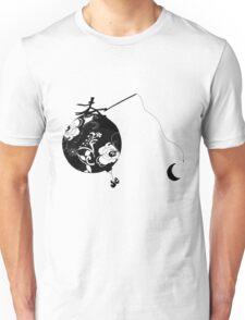 Monsieur Jacques moon's fisherman Unisex T-Shirt