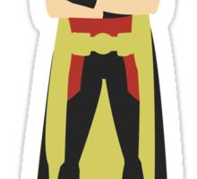 Robin Time Sticker