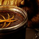 Chocolate, Orange & Hazelnut Spread by David Mellor