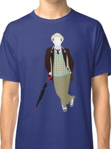 The Seventh Doctor - Doctor Who- Sylvester McCoy Classic T-Shirt