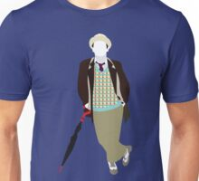 The Seventh Doctor - Doctor Who- Sylvester McCoy Unisex T-Shirt