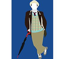 The Seventh Doctor - Doctor Who- Sylvester McCoy Photographic Print