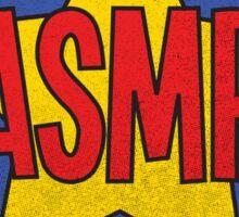 ASMR - What's Your Superpower? Sticker