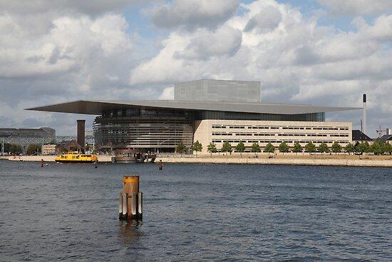 Copenhagen Opera House by John Dalkin