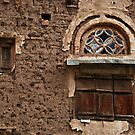 Arab window by heinrich