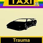 Ebook Cover_Taxi-Trauma by SophiaDeLuna