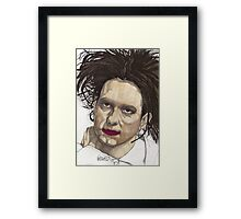 Robert Smith Framed Print