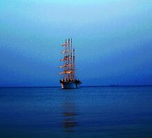 Tall Ship  by DoreenPhillips