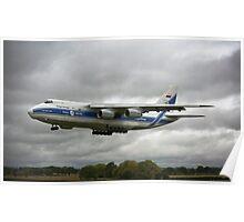 Antonov Final Approach Poster