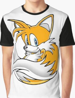 Tails the Fox Graphic T-Shirt