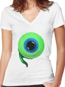 Jacksepticeye - Septic Eye Sam Women's Fitted V-Neck T-Shirt