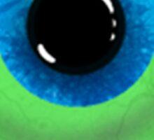 Jacksepticeye - Septic Eye Sam Sticker