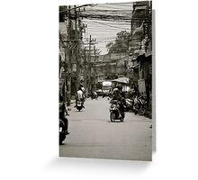 Chiang Mai - Thailand Greeting Card