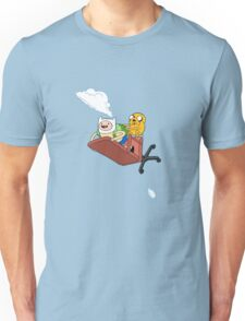 Chair Surfing Time! Unisex T-Shirt