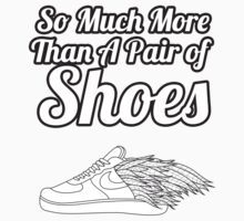 So Much More Than A Pair Of Shoes by Morgan Lee