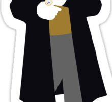 The Eighth Doctor - Doctor Who - Paul McGann Sticker