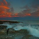Aussie Sunset Spectaculars by bazcelt