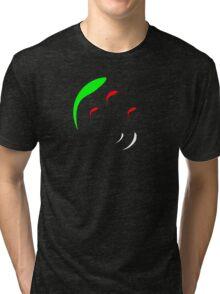 Subtle Metroid Large Tri-blend T-Shirt