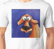 The dog and the Caterpillar Unisex T-Shirt