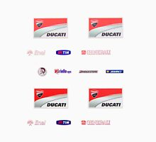Ducati interview banner Unisex T-Shirt
