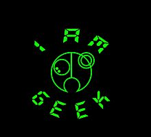 I Am GEEK by rachsymonds