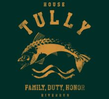 House Tully by hunekune