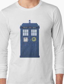 Sherlock's Tardis Long Sleeve T-Shirt