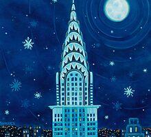 Winter in New York City by Michele Anne Boles