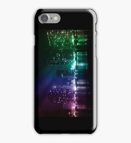 Abstract Buildings iPhone Case/Skin