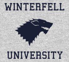 Winter Uni by hacklebear