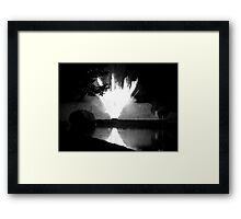The rise of the Phoenix Framed Print