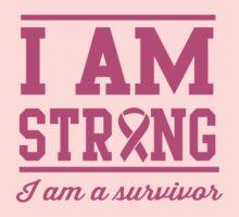 I am strong. I am a survivor T-Shirt