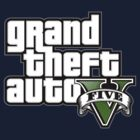 Grand theft Auto V 5 logo by Pieter Colignon