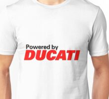 Powered by Ducati Unisex T-Shirt