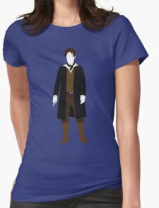 The Eighth Doctor - Doctor Who - Paul McGann (Night of the Doctor) Womens Fitted T-Shirt