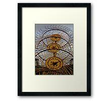 The Haymaker Framed Print