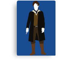 The Eighth Doctor - Doctor Who - Paul McGann (Night of the Doctor) Canvas Print