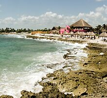 Costa Maya, Mexico by amandavs