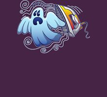 Ghost Ironing Nightmare Womens Fitted T-Shirt