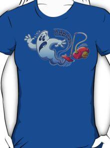 Ghost Vacuum Cleaner Nightmare T-Shirt