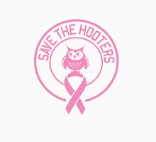 Save the Hooters Womens Fitted T-Shirt